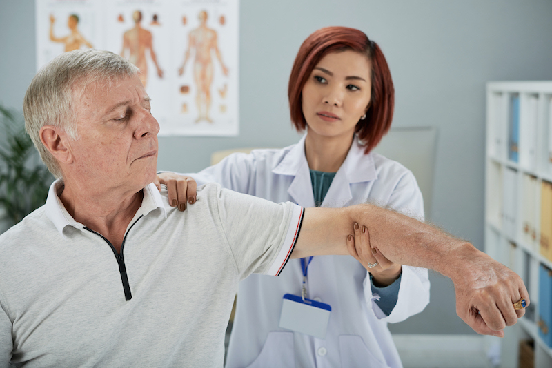 Causes of Shoulder Instability