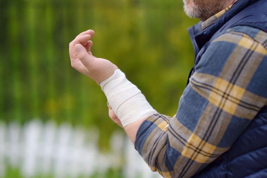 Cartilage injury surgery