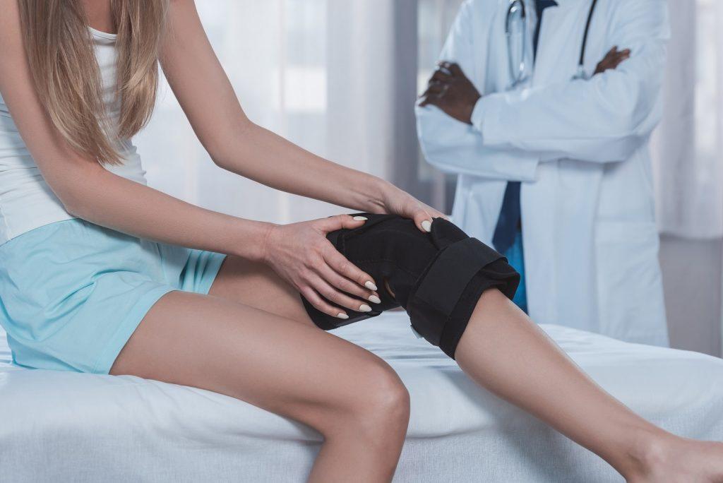 knee degenerative joint disease