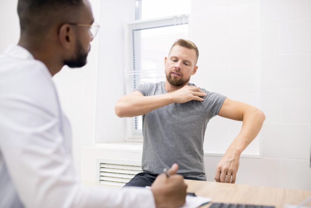 How Does Shoulder Arthroplasty help